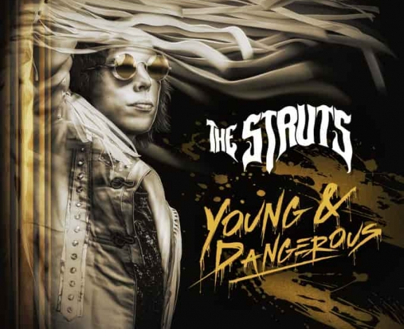 "New Music: The Struts New Song ""Bulletproof Baby"" Out Today!"