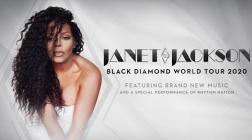 The Iconic Janet Jackson Announces Black Diamond World Tour