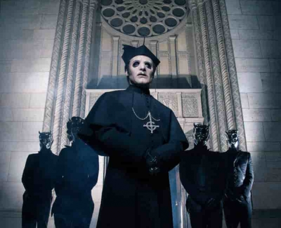 Ghost Reveal New Album and Give Glimpse into The Apocalypse With Rats Music Video