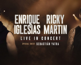 Sizzling Summer Concert Season Expands with Enrique Iglesias and Ricky Martin's Co-headlining Tour