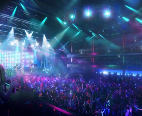 Live Nation Unveils Plans For Houston Music Venue 'The Terminal'