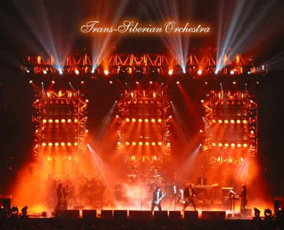 Trans-Siberian Orchestra bring the holidays to you