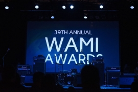 The 39th Annual Wisconsin Area Music Industry Awards (WAMIs)