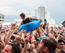 Day 1: Vans Warped Tour Says Farewell to Atlantic City, NJ